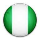 flag, nigeria, of icon