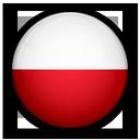 of, flag, poland icon