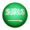 arabia, flag, of, saudi icon