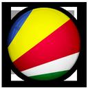 of, flag, seychelles