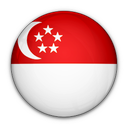 flag, of, singapore icon