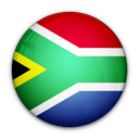 of, flag, africa, south icon