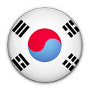 flag, korea, of, south icon