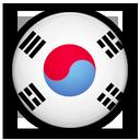 of, flag, korea, south icon
