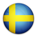of, flag, sweden icon