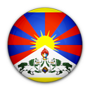 flag, of, tibet icon