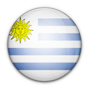 flag, of, uruguay icon