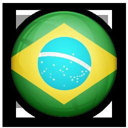 brazil, flag, of icon
