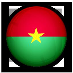 burkina, faso, flag, of icon