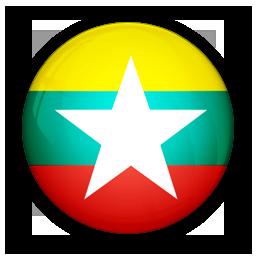 burma, flag, myanmar, of icon