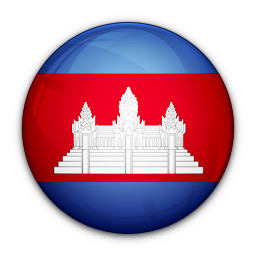 cambodia, flag, of icon