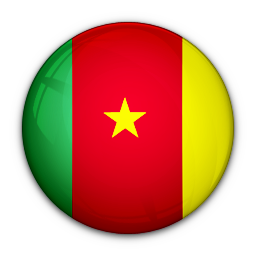 cameroon, flag, of icon