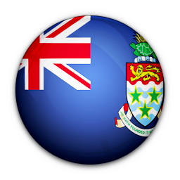 cayman, flag, islands, of icon