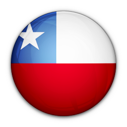 chile, flag, of icon
