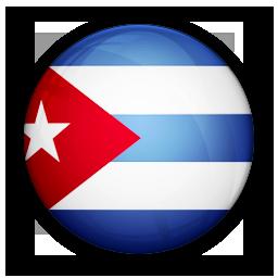 cuba, flag, of icon