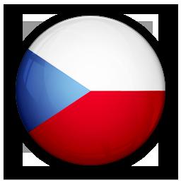 czech, flag, of, republic icon