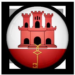 flag, gibraltar, of icon