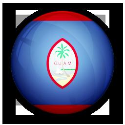 flag, guam, of icon