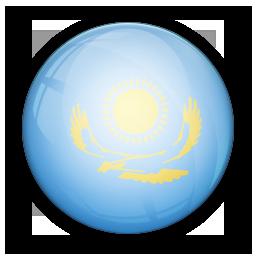 flag, kazahstan, of icon