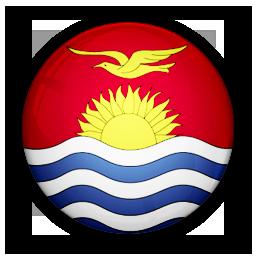 flag, kiribati, of icon