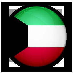 flag, kuwait, of icon