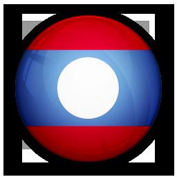 flag, laos, of icon