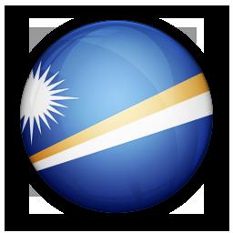 flag, islands, marschal, of icon