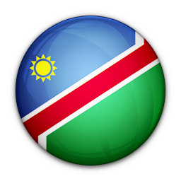 flag, namibia, of icon