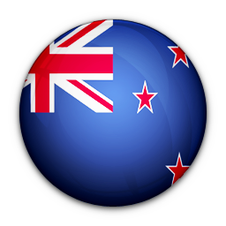 flag, new, of, zealand icon