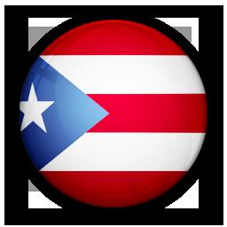 flag, of, puerto, rico icon
