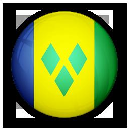 flag, of, saint, vincent icon