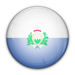 flag, marino, of, san icon