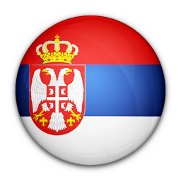 flag, of, serbia icon