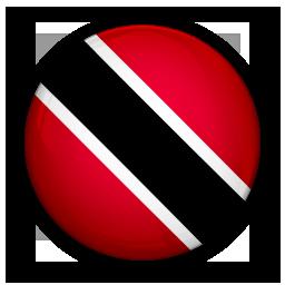 and, flag, of, tobago, trinidad icon