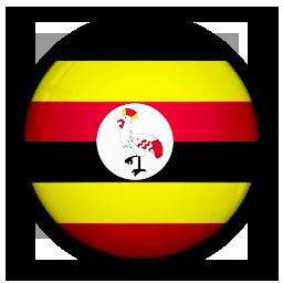 flag, of, uganda icon