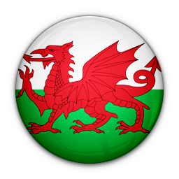 flag, of, wales icon