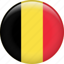 belgium, country, flag, nation