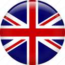 britain, british, england, english, flag, uk, united kingdom icon