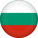 bulgaria, country, flag, nation