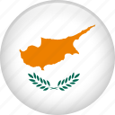 cyprus, country, flag, nation