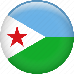 country, djibouti, flag, nation icon