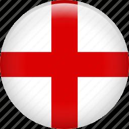 england, flag, kingdom, nation, uk icon