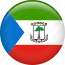 country, equatorial guinea, flag, nation icon