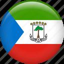 country, equatorial guinea, flag, nation