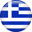 greece, country, flag, national