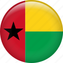 country, flag, gabu, guinea-bissau, nation icon