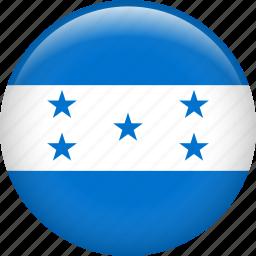 country, flag, honduras, nation icon