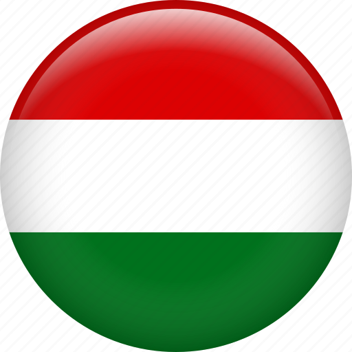 Hungary, country, flag, national icon - Download on Iconfinder