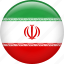 country, flag, iran, nation icon