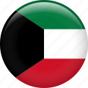 kuwait, country, flag, nation
